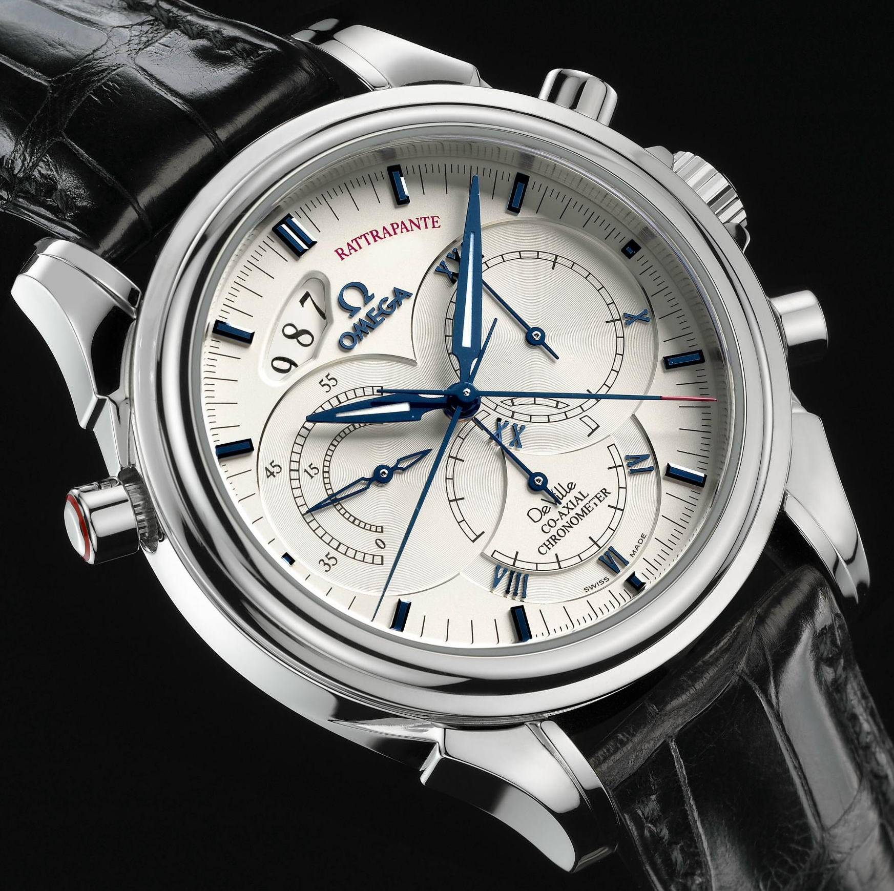 Buy Low Price Omega De Ville Replica Watches In Top Grade Quality Online Store