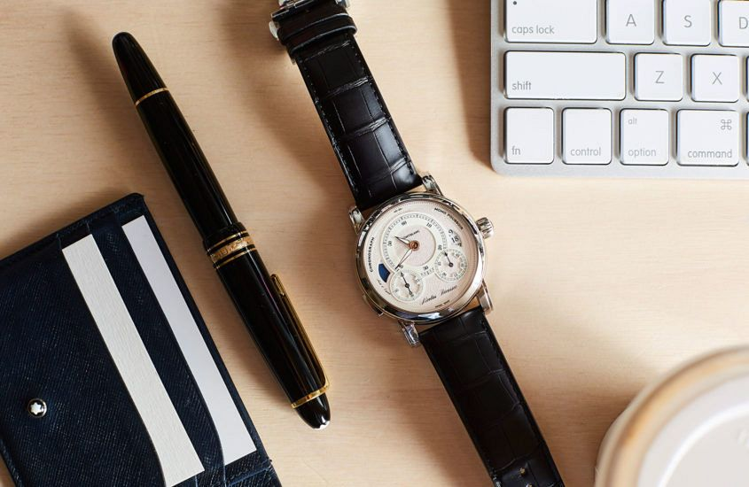 Montblanc Homage to Nicolas Rieussec II Limited Edition replica