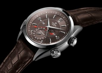 Tudor Heritage Advisor ref. 79620TC Cognac Dial replica