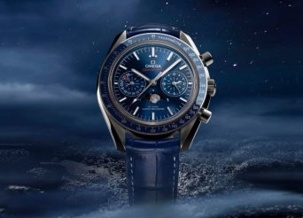 Omega Moonphase Master Chronometer Chronograph replica