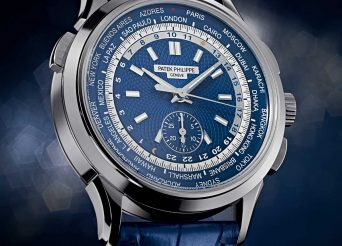 Patek Philippe World Time Chronograph Reference 5930 replica
