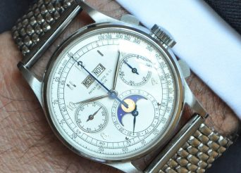 Patek Philippe reference 1518 replica