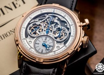 The Best Known Louis Moinet Chronograph Skeleton Replica Watch
