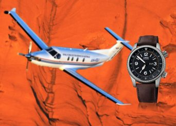The High-efficiency Oris Royal Flying Doctor Service Automatic Replica Watch
