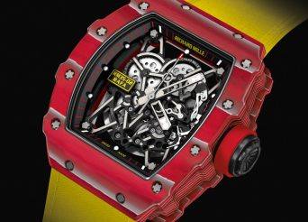 Richard Mille RM 35-02 Rafael Nadal Skeleton