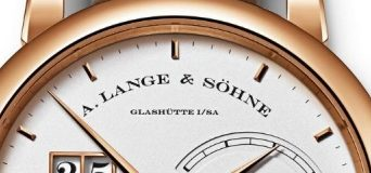 Rose Gold A. Lange & Sohne 31 Days Watch Fake