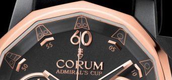 Corum Admiral's Cup Challenge 44 Black