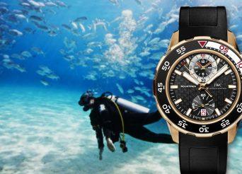 IWC Aquatimer Chronograph Watch IW376903