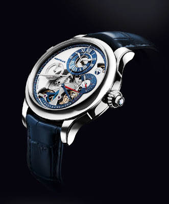 Montblanc Collection Villeret 1858 watch replica