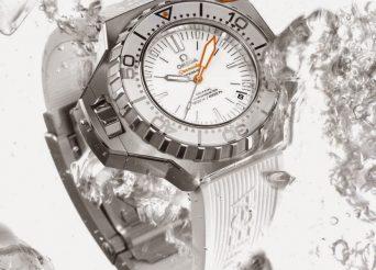 Omega Seamaster Ploprof 1200M White replica watch