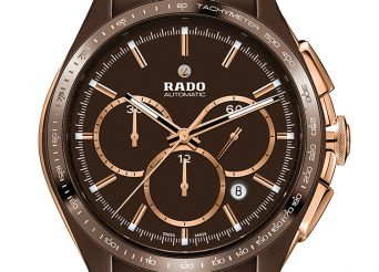 Brown Rado HyperChrome copy watch
