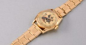 Rolex Oyster Perpetual The Dragon Ref.6085 Replica