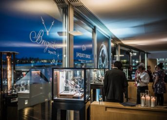Three names of the Swiss watchmaking industry in Australia
