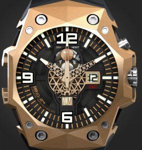 Brand New Linde Werdelin Frømandskorpset Replica LW 10-24 GMT 'Traveller's' Watch Watch Releases