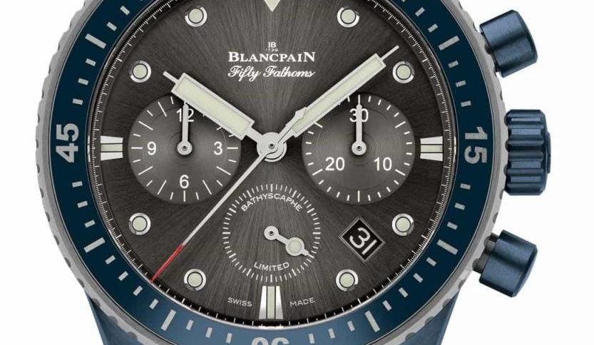 Blancpain Fifty Fathoms Bathyscaphe BOC II