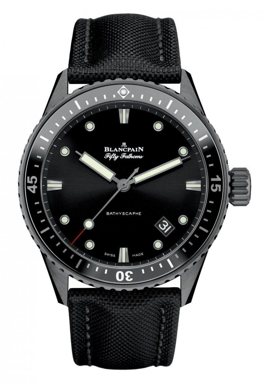 Diving Watches - Waltham blancpain watches Replica Fifty Fathoms