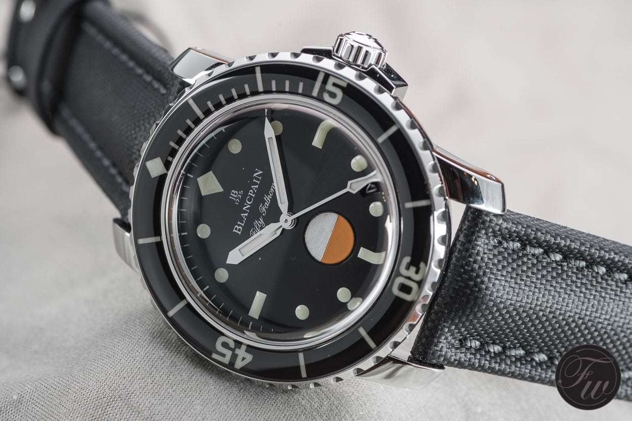Blancpain Tribute to Fifty Fathoms MIL-SPEC-0871
