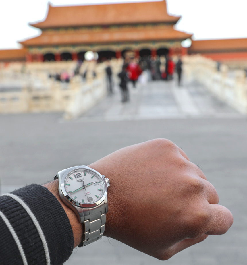Traveling To China With The Longines Watches Dublin Replica Conquest V.H.P Watch To Mark Brand's 185th Anniversary Featured Articles