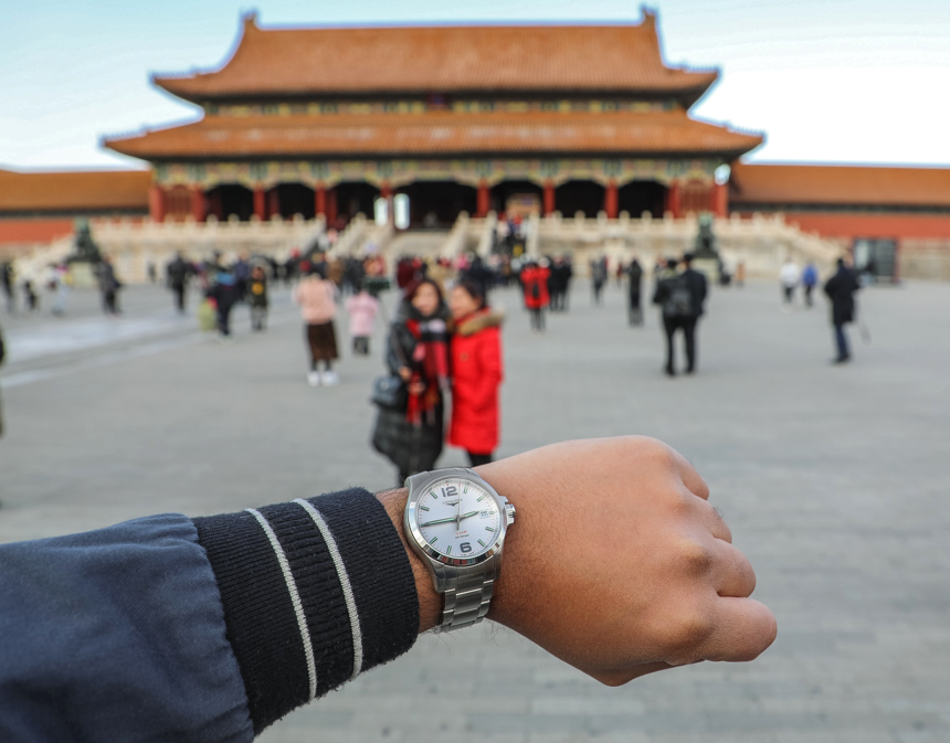Traveling To China With The Longines Watches Price In Dubai Replica Conquest V.H.P Watch To Mark Brand's 185th Anniversary Featured Articles