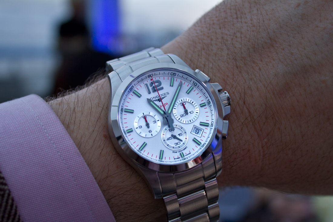 Longines Conquest VHP 'Very High Precision' Watches Return Hands-On