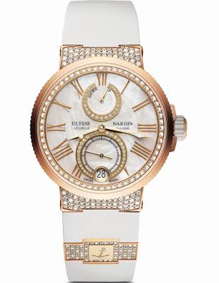 Ulysse Nardin Lady Marine Chronometer replica