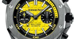 42 mm Audemars Piguet Replica Royal Oak Offshore Diver Chronograph Watch