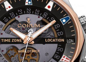 Cheap Price Corum Replica Admiral's Cup Legend 47 Worldtimer Timepiece