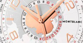 Swiss Made Montblanc TimeWalker World-Time Sinosphere Replica Watch