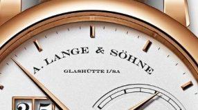 Rose Gold A. Lange & Sohne 31 Days Watch Fake