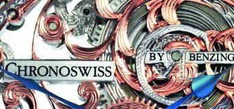 Chronoswiss Zeitzeichen Skeleton Dial Watch Replica