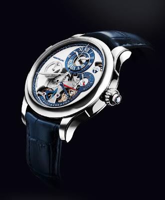 Montblanc Collection Villeret 1858 watch replica