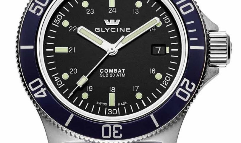 Diving Watches - Glycine Combat Sub