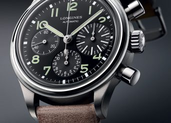 Longines Avigation BigEye Watch Watch Releases